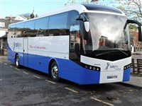BN64 CT0  Our new 53 seat luxury coach