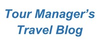 Tour Managers  Blog