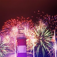 Plymouth Fireworks Display....£15.50