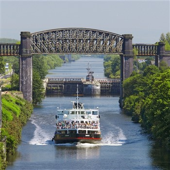 Liverpool to Manchester Ship Canal.....from £499pp