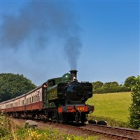 Jamaica Inn and Bodmin Railway - £38inc