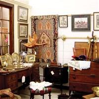 Antiques Fair - £34 or Glastonbury - £29