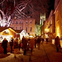 Bath & Cardiff Christmas Markets....from £99pp