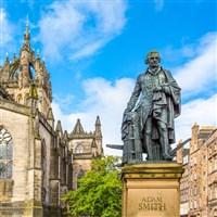 Balmoral & Edinburgh, Scotland.......from £675pp