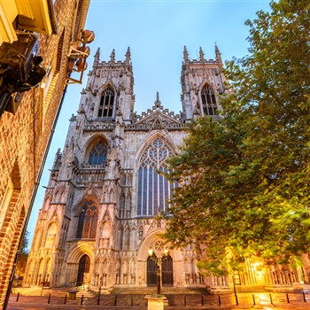 St Nicholas York Christmas Festival ...from £289pp