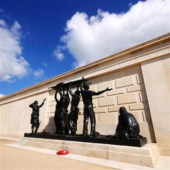 National Memorial Arboretum & King Richard III