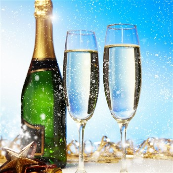 New Year Celebrations in Warwickshire from £399pp