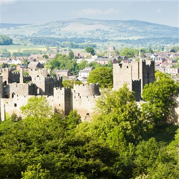 Ludlow & Great Malvern