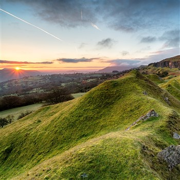 Heart of Wales,Valleys and Mountains...from £439pp