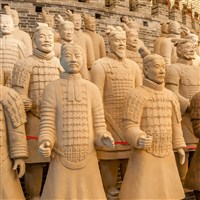 Liverpool and the Terracotta Warriors....from £329