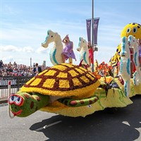 Jersey Battle of the Flowers....from £859pp