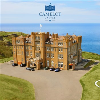 Christmas Lunch at Camelot Castle