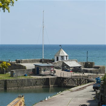 Mevagissey and Charlestown