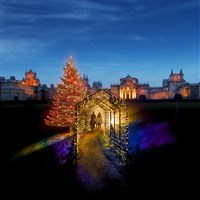 Blenheim Illuminated Garden Trail.from £389pp