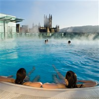 Bath Thermae Spa Weekend...............from £145pp