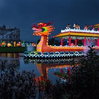 Longleat Chinese Festival of Lights....from £399pp