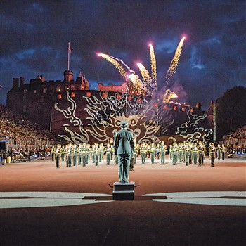 Edinburgh Royal Military Tattoo.....from £699pp