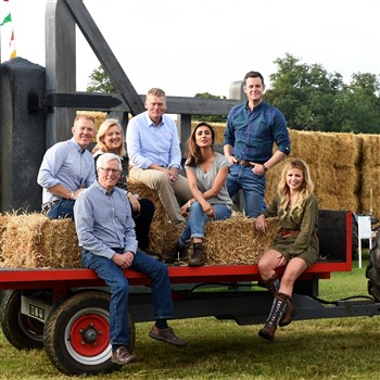 BBC Countryfile at Great Park