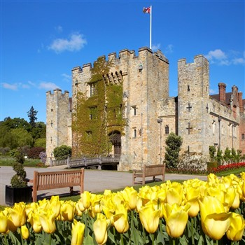 Eastbourne & Hever Castle...from £399pp