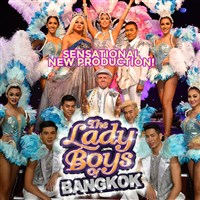 Paignton Theatre - Lady boys of Bangkok - £36inc