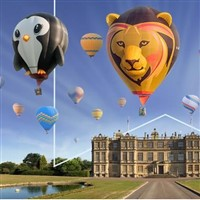 Longleat Sky Safari......Adult £57  Child £49