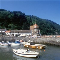 Lynton & Lynmouth  Villages - £29.50