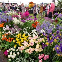 Malvern Spring Flower Festival...from £179pp