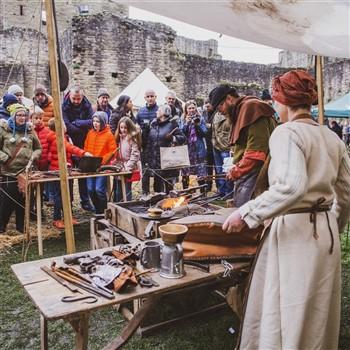 Ludlow  Medieval Fayre