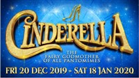 Pantomime, Cinderella at the Theatre Royal -£30inc