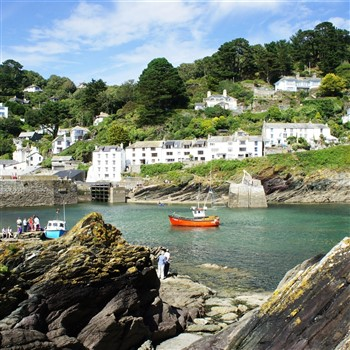 Looe & Polperro, Two Cornish Villages - £22