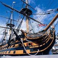 Portsmouth Dockyard & The Mary Rose...from £369pp