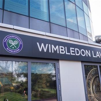London - ITV Tour & Wimbledon Tennis Museum
