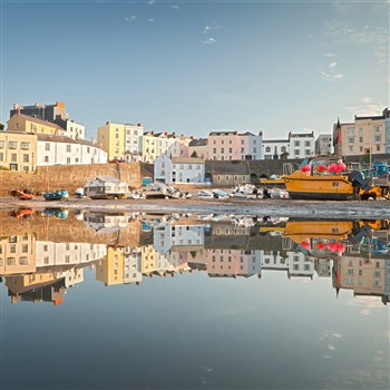 Tenby, Turkey and Tinsel .............from £399pp