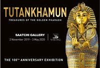 Tutankhamun-Treasures of the Golden Pharaoh.£365pp