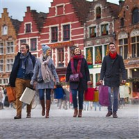 Bruges & Lille Christmas Markets..from £489pp