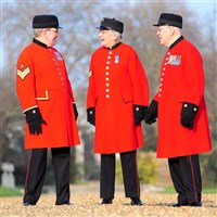 Buckingham Palace & Chelsea Pensioners.from £259pp