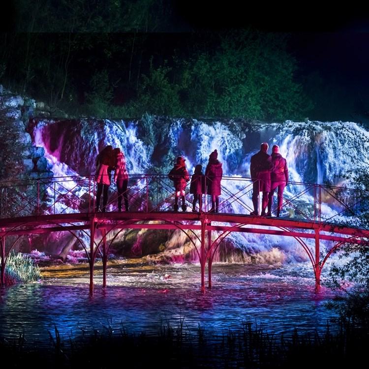 Blenheim Illuminated Garden Trail Amp Fairy Tale Palace