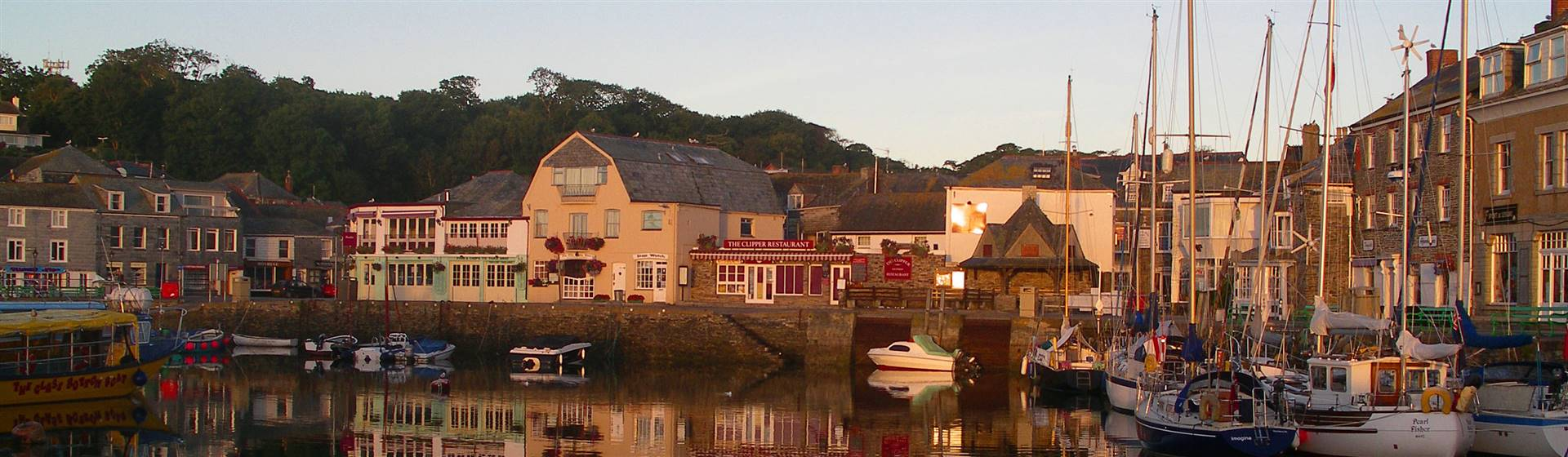 Doc Martin & Padstow