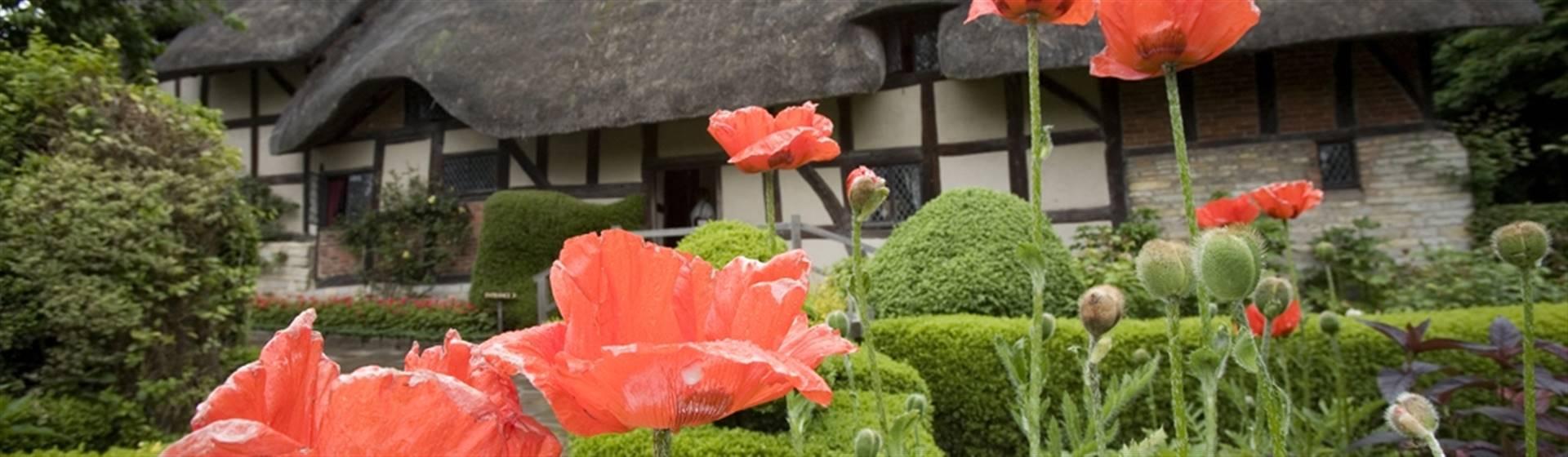 Stratford-Upon-Avon Spring Weekend