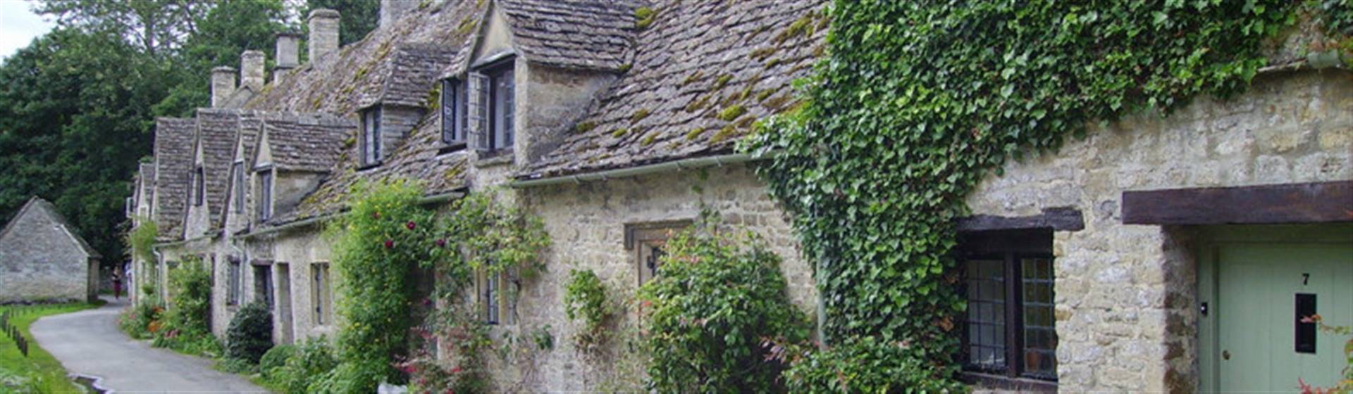 Autumn Colours & Wildlife in the Cotswolds