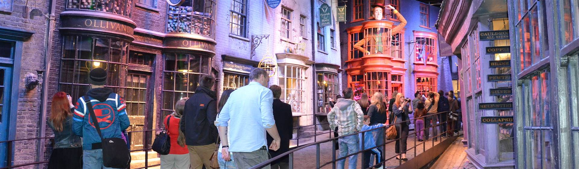 Harry Potter Warner Brother Studio