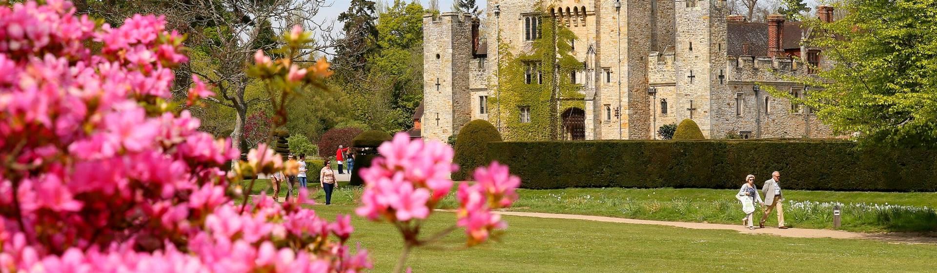 Eastbourne & Hever Castle