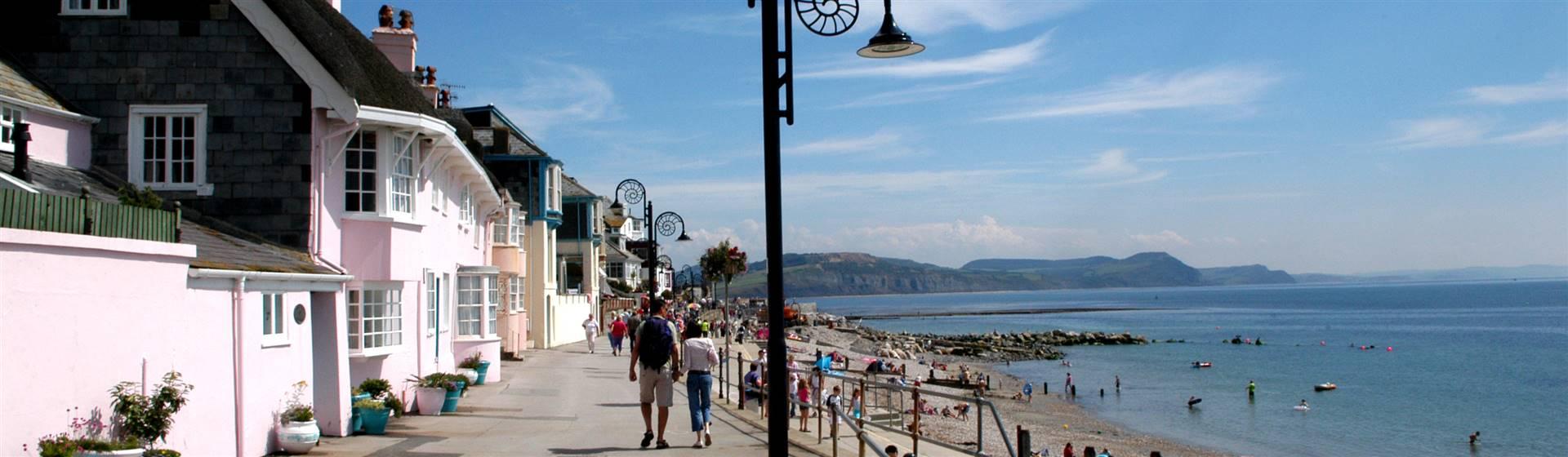 Lyme Regis & Seaton