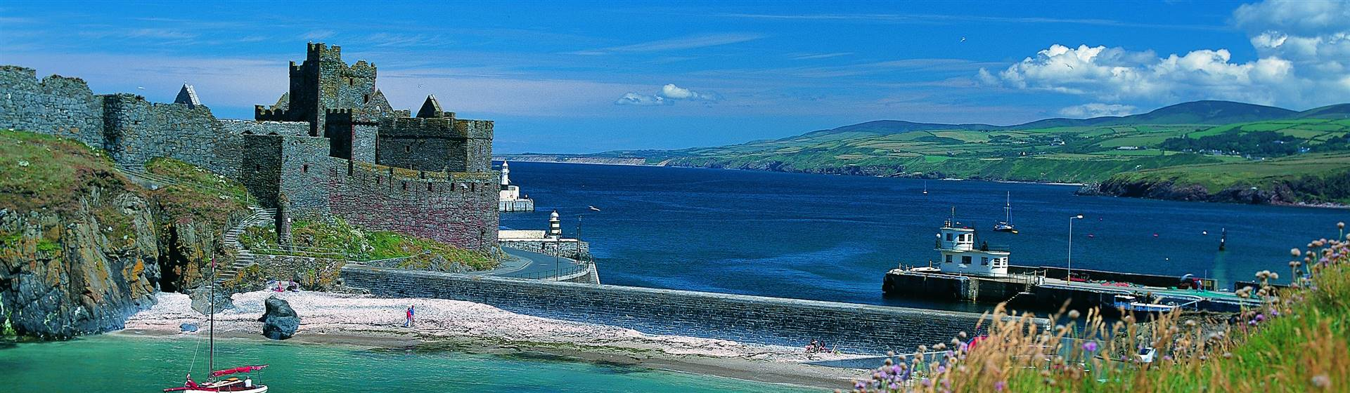 The Magical Isle of Man
