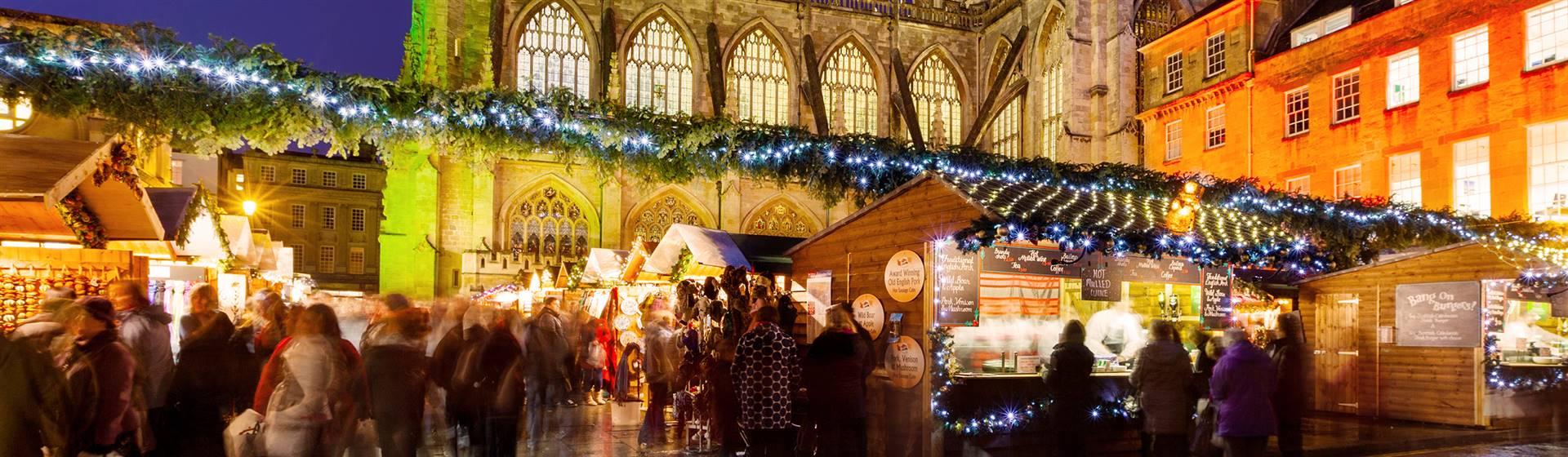 Bath & Cardiff Markets