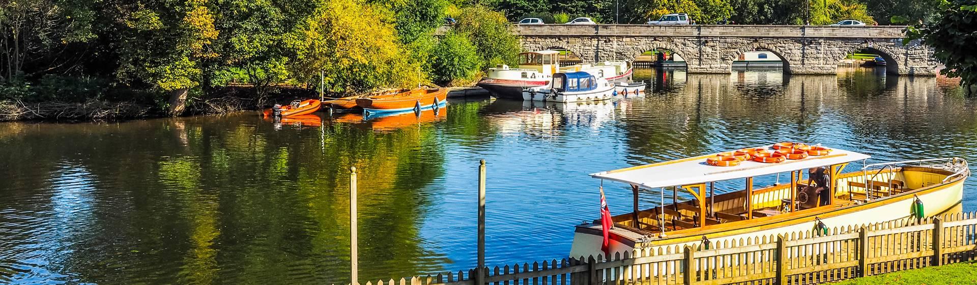Althorpe & Stratford-upon-Avon